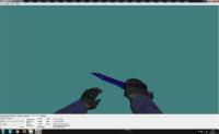 CS:GO M9 Bayonet | Doppler Sapphire