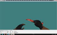 CS:GO Falchion Knife | Slaughter