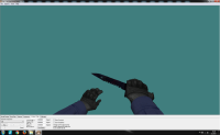 CS:GO M9 Bayonet | Doppler Black Pearl