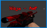 Ninja - AWP [With Crosshair]