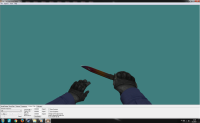 CS:GO Bayonet | Fade skin