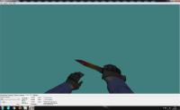 CS:GO M9 Bayonet | Fade