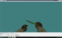 CS:GO Bayonet | Gamma Doppler V2