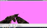 CAMO / SLEEVED AK-47