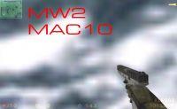 MW2 MAC 10 (G18)