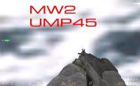 MW2 UMP45