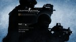 CS:GO Main Screen