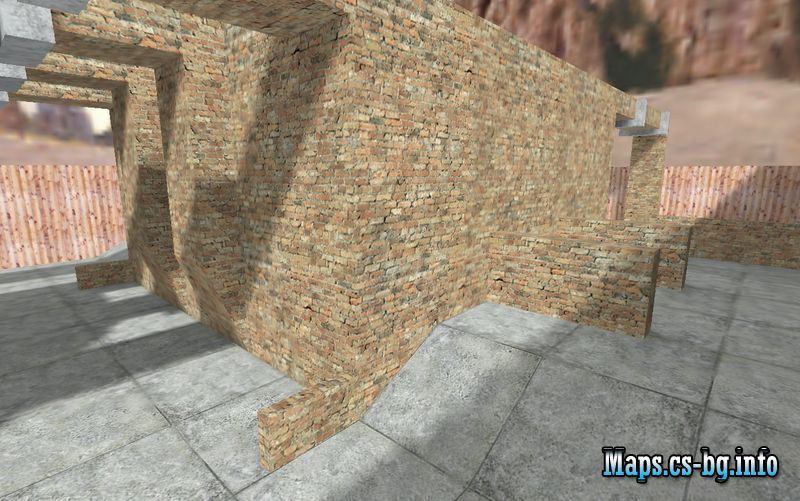 mapa cs speedrun counter strike 1.6