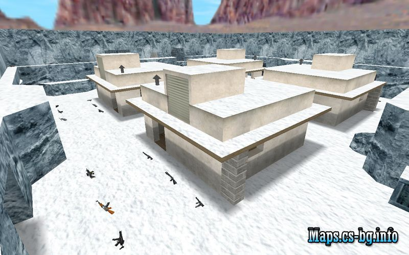 Mapas de Counter Strike 1.6