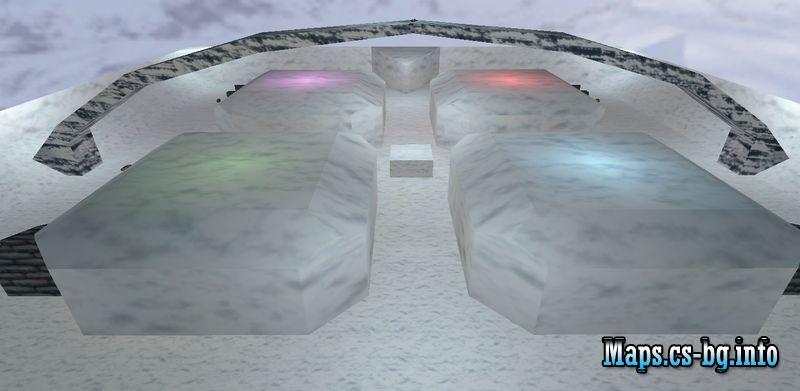 fy_iceworld3p - CS 1 6 map • CS-bg