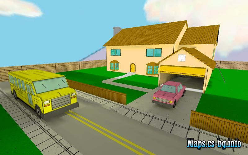 fy simpsons house