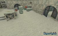 de_dust2_xmas screenshot 2