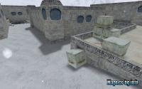 de_dust2_snow screenshot 2